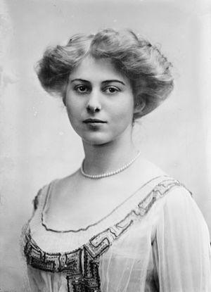 Eileen Sutherland-Leveson-Gower, Duchess of Sutherland - Eileen, Duchess of Sutherland