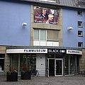Eingang Filmmuseum und Kino Black Box, Düsseldorf 2011.JPG