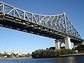 El Story Bridge visto desde el rio - panoramio.jpg