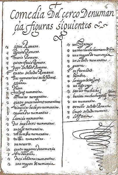 File:El cerco de Numancia (manuscrito).jpg