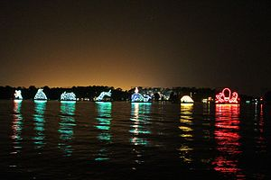 Electrical Water Pageant - The Electrical Water Pageant on April 2015