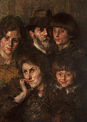 Grupo de retratos