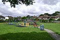 Elizabeth Road play area, Leamington Spa - geograph.org.uk - 1422260.jpg