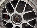 Embedded World 2014 BBS-Rennfelge auf Porsche 997 GT3 Cup (04).jpg