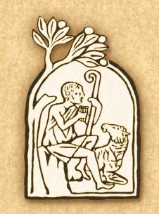 Emblem of the Catechism of the Catholic Church