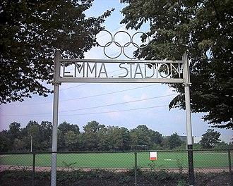 EHC Hoensbroek - Hoensbroek's Emma Stadion, 2002