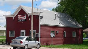 Emmet, Nebraska post office.JPG