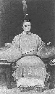 Emperor Kōmei 121st Emperor of Japan (reigned 1846-1867)
