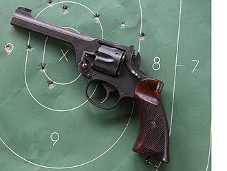 ".38 S&W - British Enfield .38/200 in .380"" Revolver Cartridge."