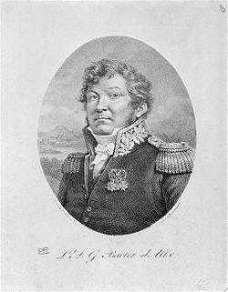 Louis albert guislain bacler d 39 albe wikimonde - Louis albert de breuil ...