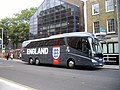 England Coach in Fulham Road, Chelsea - geograph.org.uk - 2450474.jpg