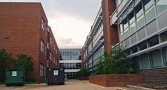 William G. Enloe High School - Enloe's new building