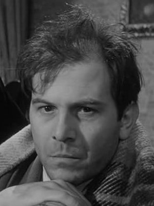 Enrico Maria Salerno - Salerno in Long Night in 1943 (1960)