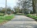 Entering Blo Norton - geograph.org.uk - 1226404.jpg