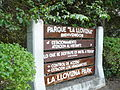 Entrada parque La Llovizna.JPG