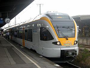 Maas-Wupper-Express - New FLIRT train