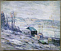 Ernest Lawson - Windy Day, Bronx River - Google Art Project.jpg