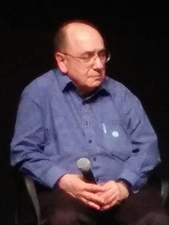 Ernie Gehr - Ernie Gehr in July 2017