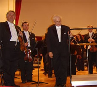 Ervin Acél (conductor) - Ervin Acel few months before his death