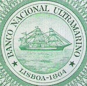 Banco Nacional Ultramarino - BNU logo