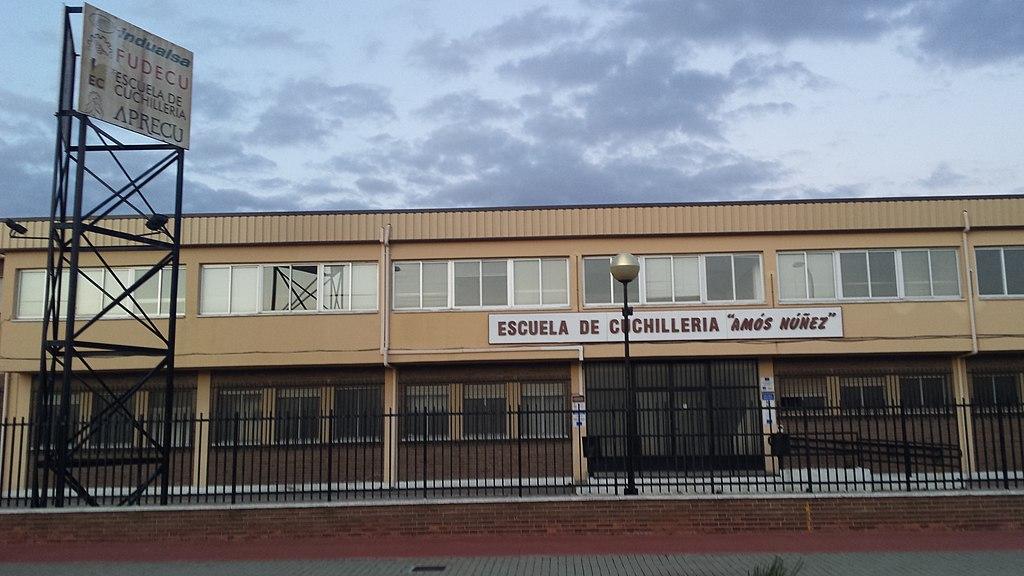 Escuela de Cuchillería de Albacete Amós Núñez.jpg