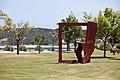 Escultura en Porto do Son 2011-05-27.jpg