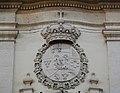 Escut a la façana de l'antiga Duana, València.JPG