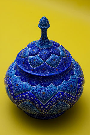 Esfahan Craftsman Art