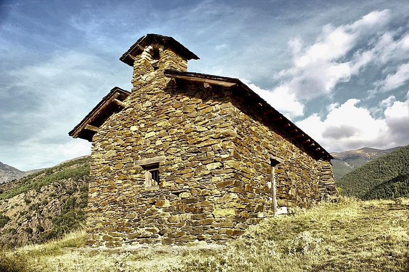 Església de Sant Romà d'Auvinyà
