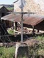 Espinasse (Puy-de-Dôme) croix de chemin, Le Mazet.JPG