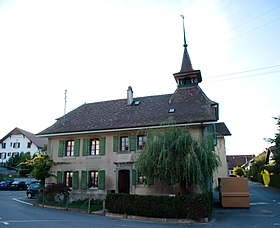Essertines-sur-Yverdon