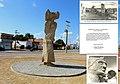 Estátua do Beato da Rotatória Lagoa Grande-PE.jpg