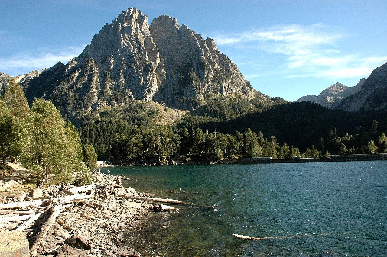 Image illustrative de l'article Parc national d'Aigüestortes et lac Saint-Maurice