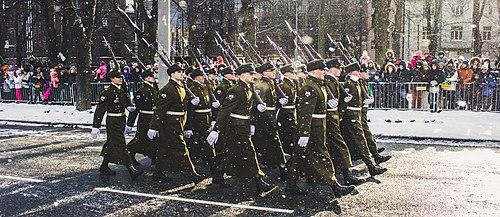 100th Anniversary of the Estonian Republic - Wikipedia