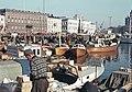 Eteläsatama, Kauppatori, kalamarkkinat 5.-6.10.1964 - XLVIII-1006 - hkm.HKMS000005-km0000m3be.jpg