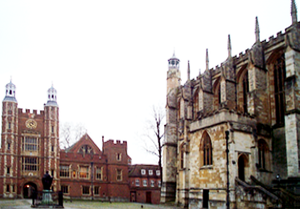 Eton Choirbook - Eton College.