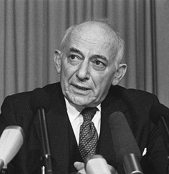 Eugene V. Rostow - Eugene Rostow in 1981