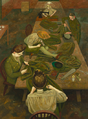 Evelyn Dunbar - Army Tailor and ATS Tailoress (1943).png