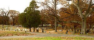 Evergreen Cemetery (Boston, Massachusetts) - Image: Evergreen Cemetery Boston MA 02