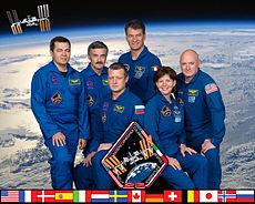 Expedition 26 crew portrait