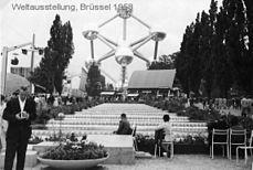 Expo 1958, Brüssel , Atomium.jpg