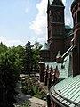 Exterior of the Basilica in Katowice Panewniki 001.JPG