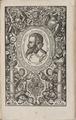 Författaren Thurneisser zum Thurn i boken Archidoxa, 1575 - Skoklosters slott - 102638.tif
