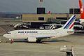 F-GJNK B737-528 Air France ZRH 21MAR99 (6314821062).jpg