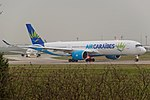 F-HNET - Airbus A350-941 - Air Caraibes (27913870129).jpg