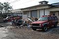 FEMA - 37403 - Slidell Fire Station debris - Katrina Third Year Anniversary.jpg