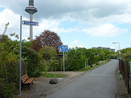 Diebsgrundweg in Frankfurt am Main