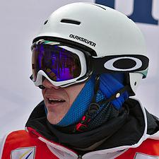 FIS Moguls World Cup 2015 Finals - Megève - 20150315 - Alexandr Smyshlyaev 1.jpg
