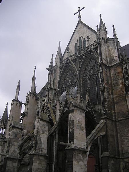 Troyes - Basilique St.Urbain