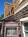 Facade of 16th Street Baptist Church - Birmingham - Alabama - USA (34397334275).jpg